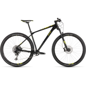 Cube Reaction Race MTB Hardtail zwart
